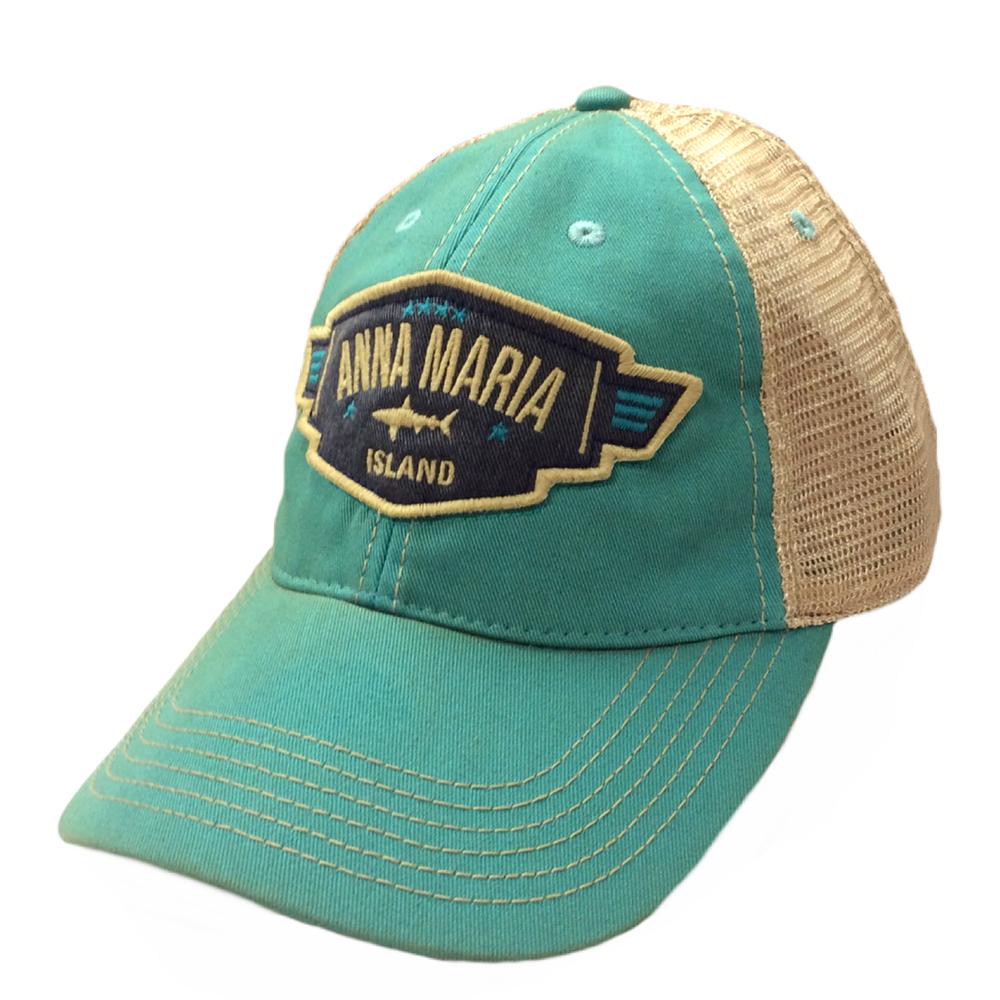 Old Favorite Trucker Legacy Shark Hat - Island Bazaar fc16902c763